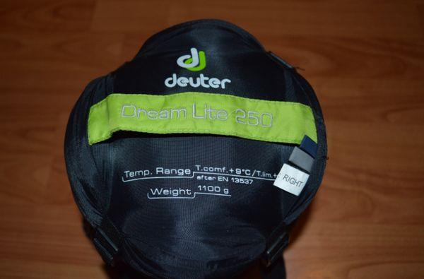 Спальный мешок Deuter Dream Lite 250 - фото 2