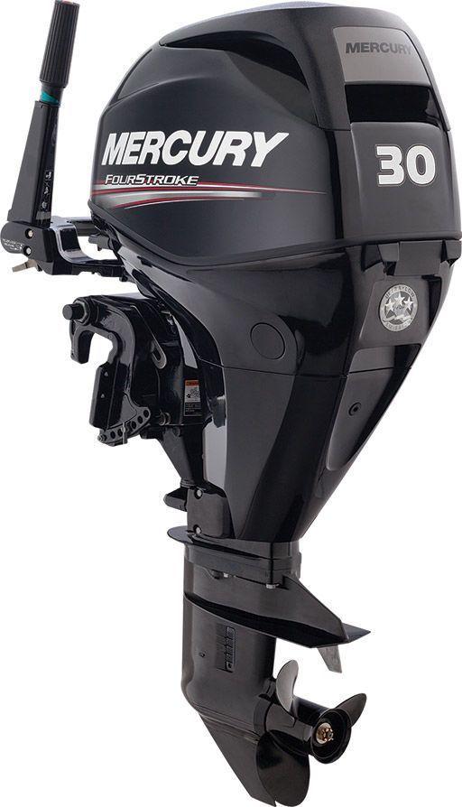 Лодочный мотор Mercury F30ML GA EFI - фото 1