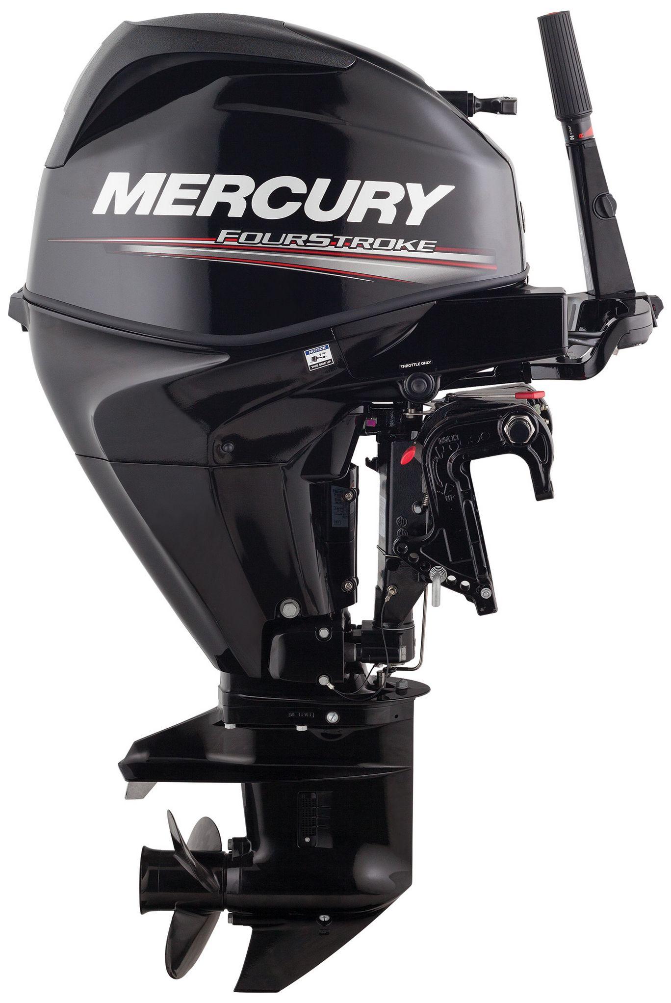 Лодочный мотор Mercury F30M GA EFI - фото 2