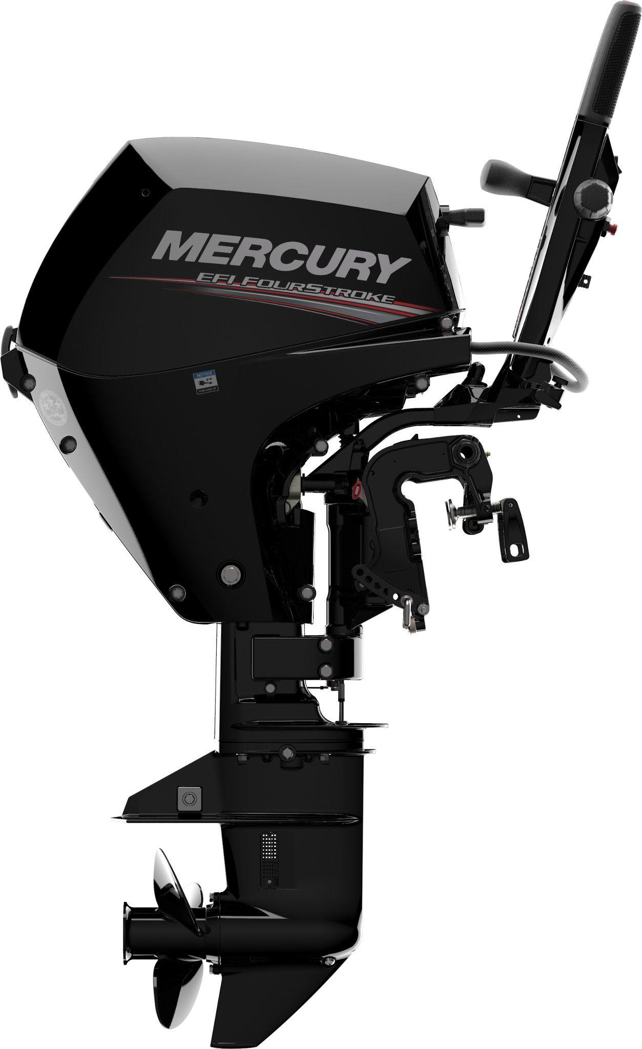 Лодочный мотор Mercury F20M - фото 4