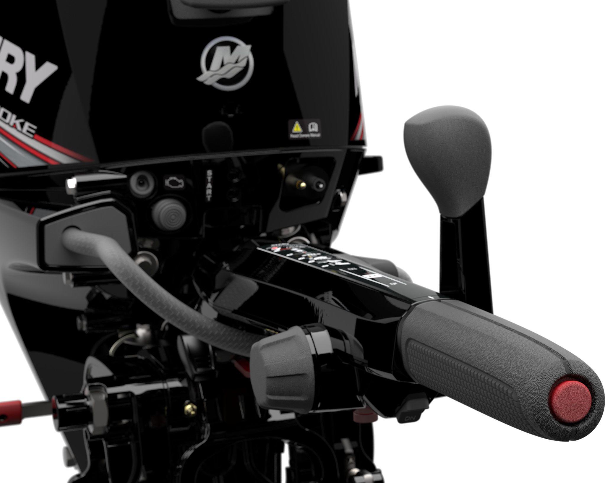Лодочный мотор Mercury F20M - фото 5