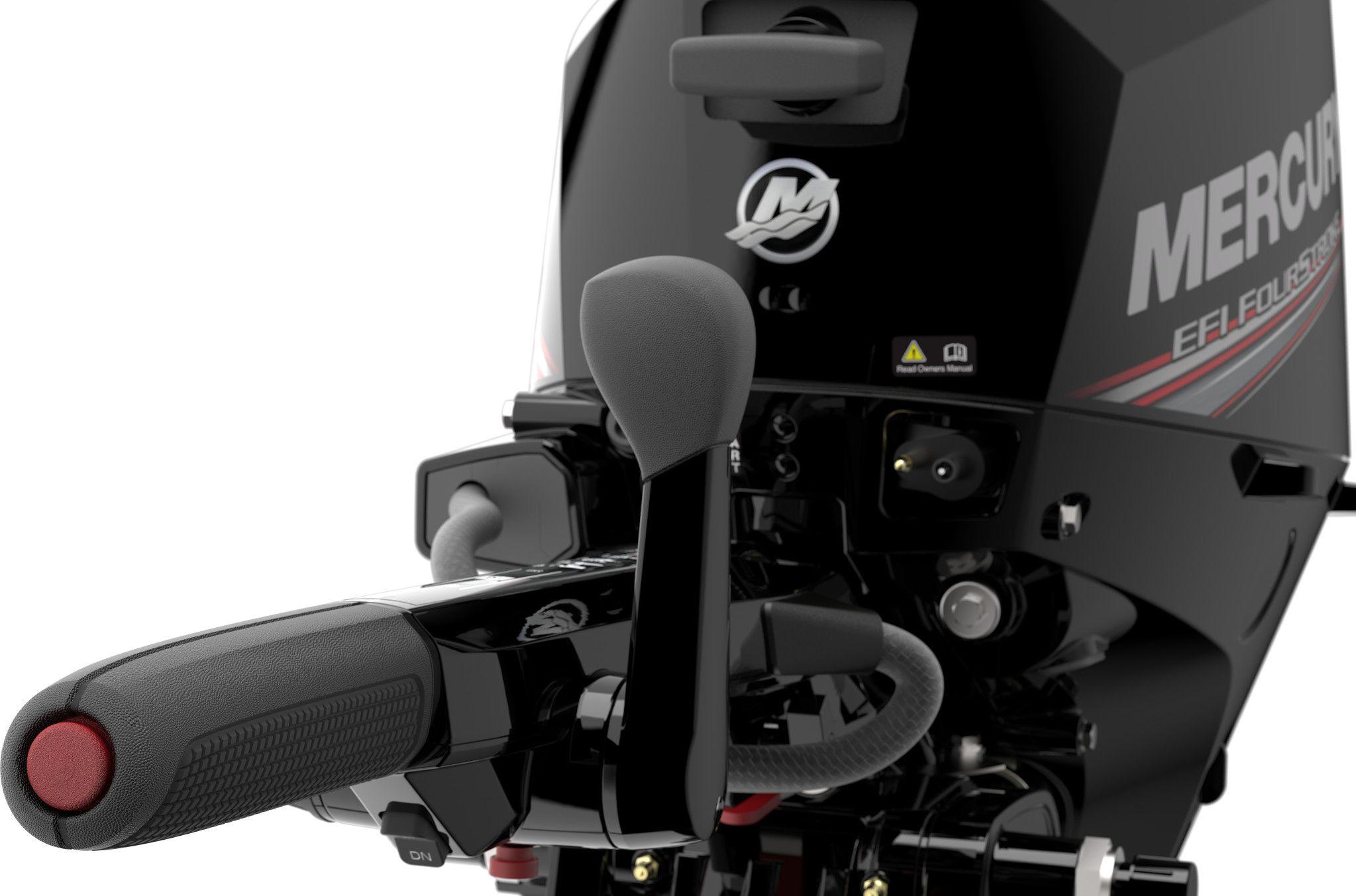Лодочный мотор Mercury F20M - фото 6