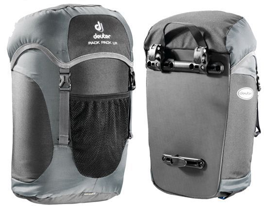 Велобаулы Deuter Rack Pack LR