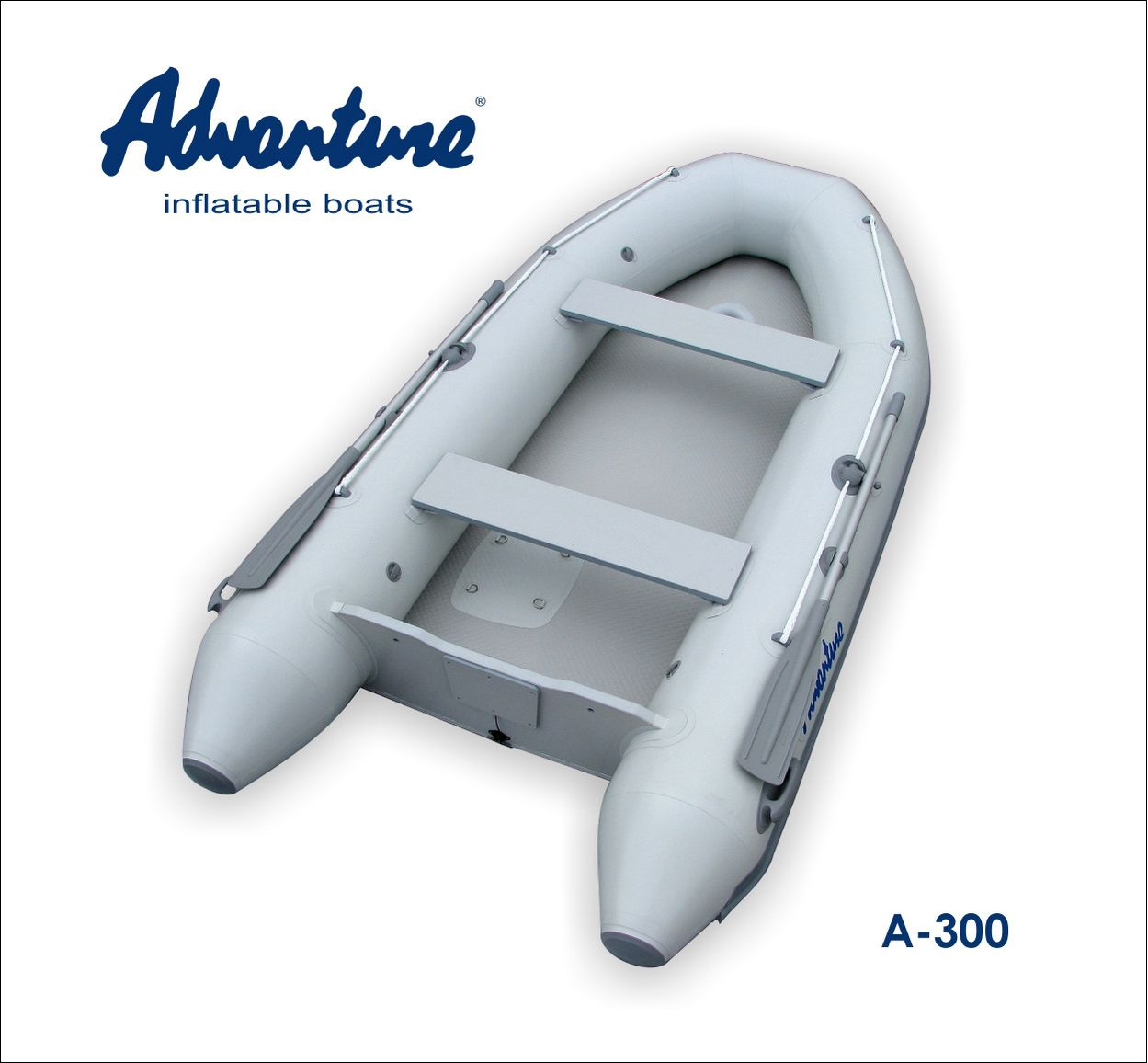 Надувная лодка Adventure Arta A-300