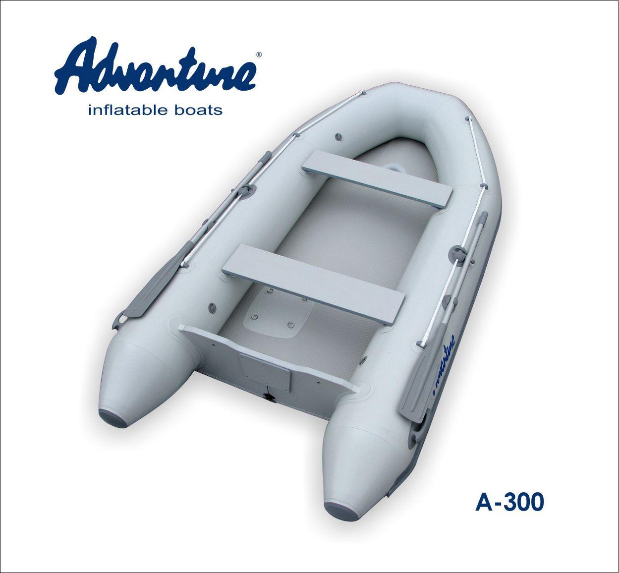 Надувная лодка Adventure Arta A-300 - фото 1