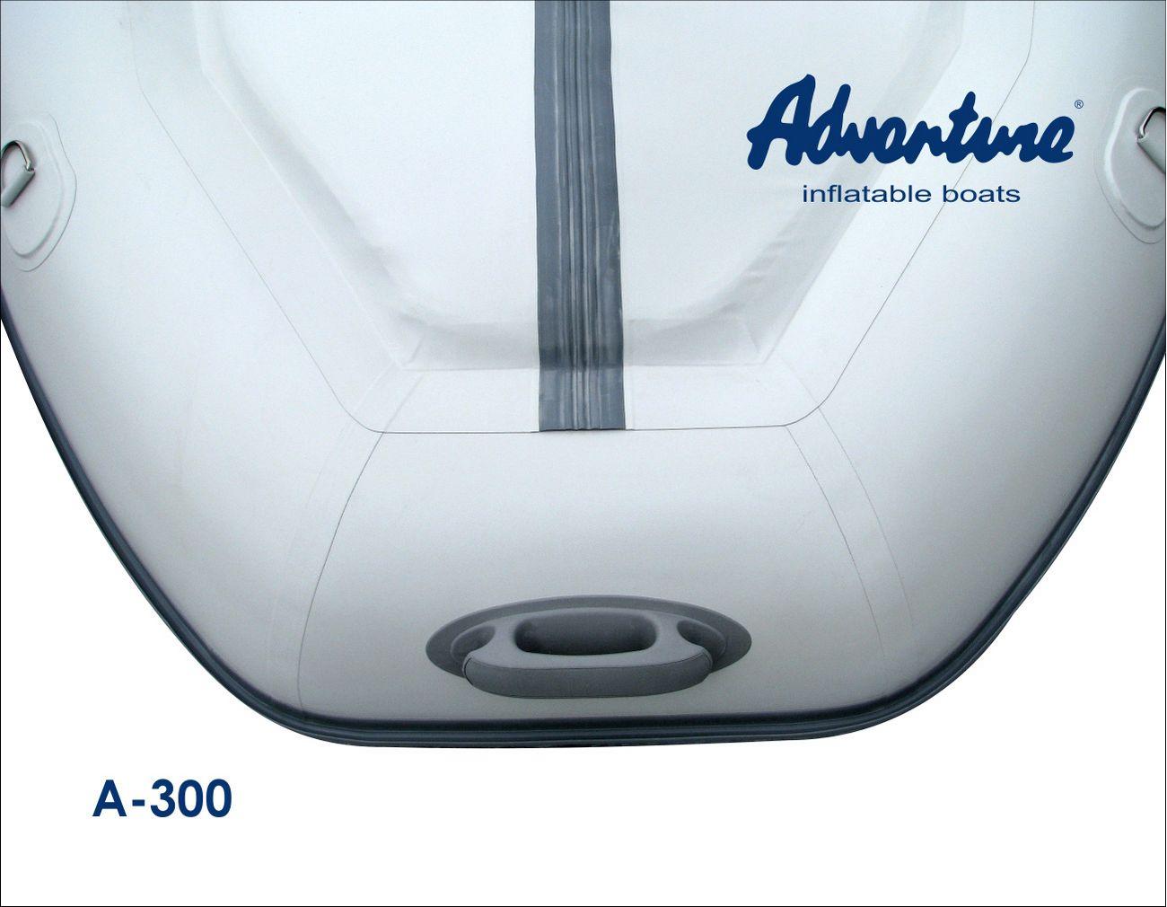 Надувная лодка Adventure Arta A-300 - фото 8