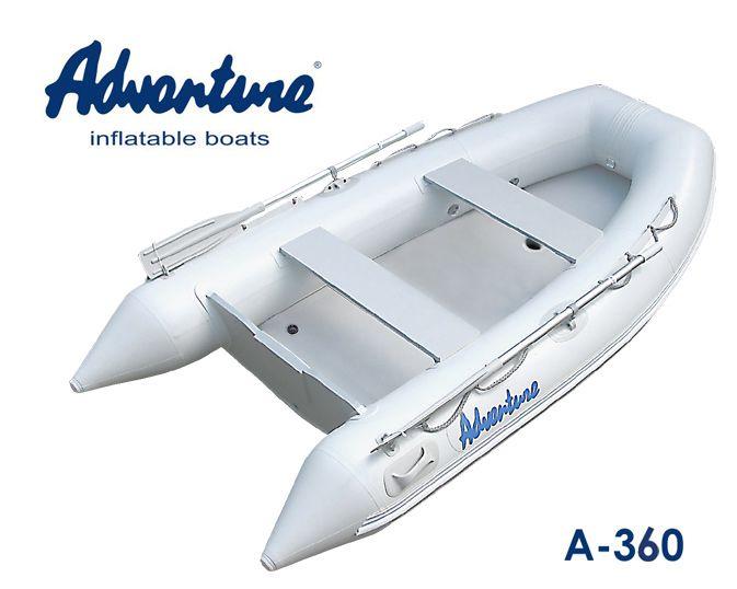 Надувная лодка Adventure Arta A-360 - фото 1