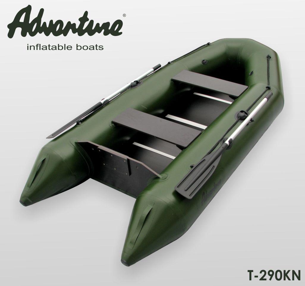 Надувная лодка Adventure T-290KN