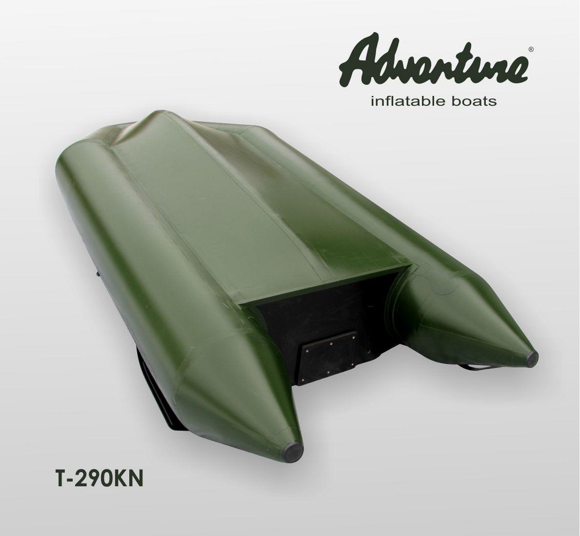 Надувная лодка Adventure T-290KN - фото 10