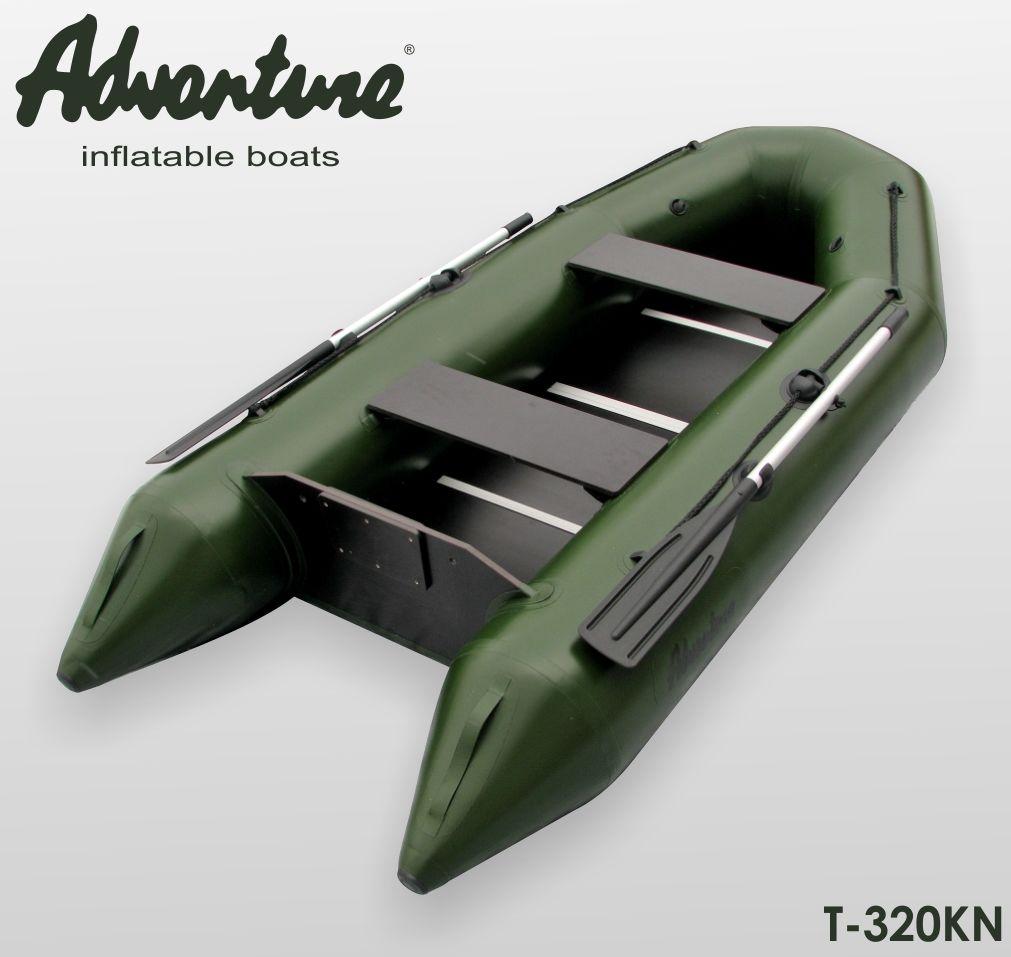 Надувная лодка Adventure T-320KN