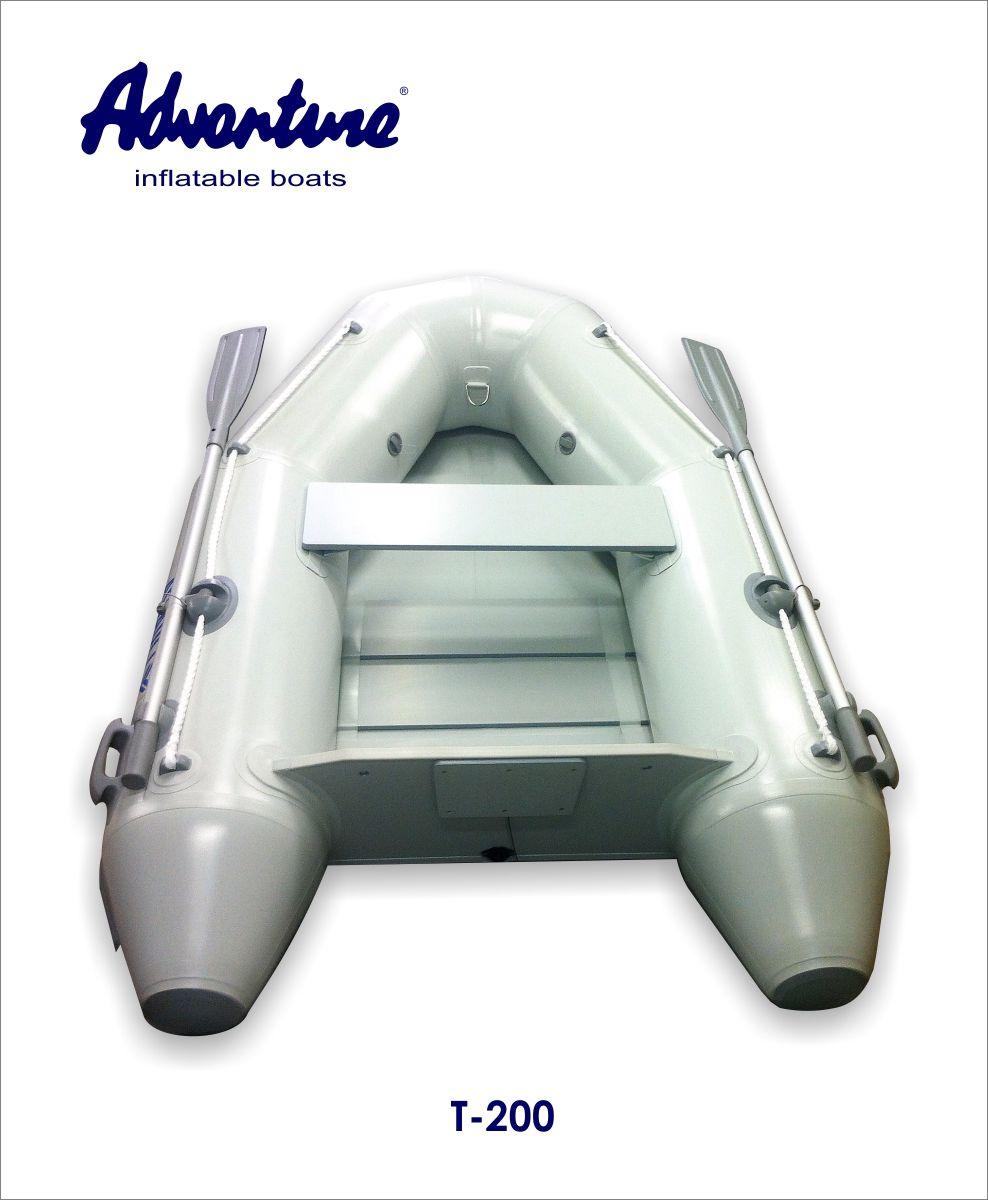 Надувная лодка Adventure Travel T-200 - фото 1