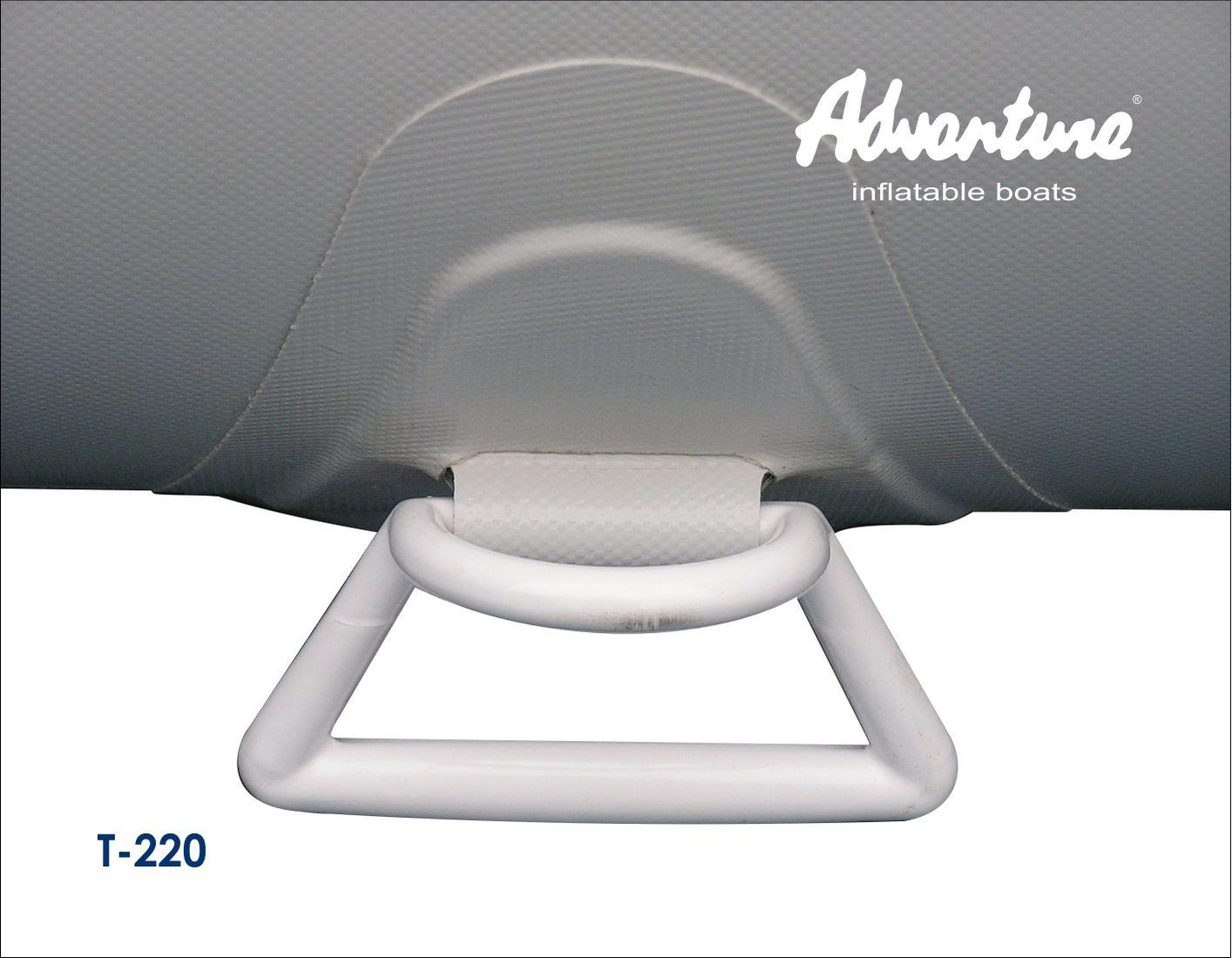 Надувная лодка Adventure Travel T-220 - фото 3