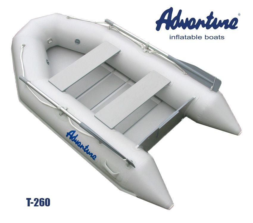 Надувная лодка Adventure Travel T-260 - фото 1