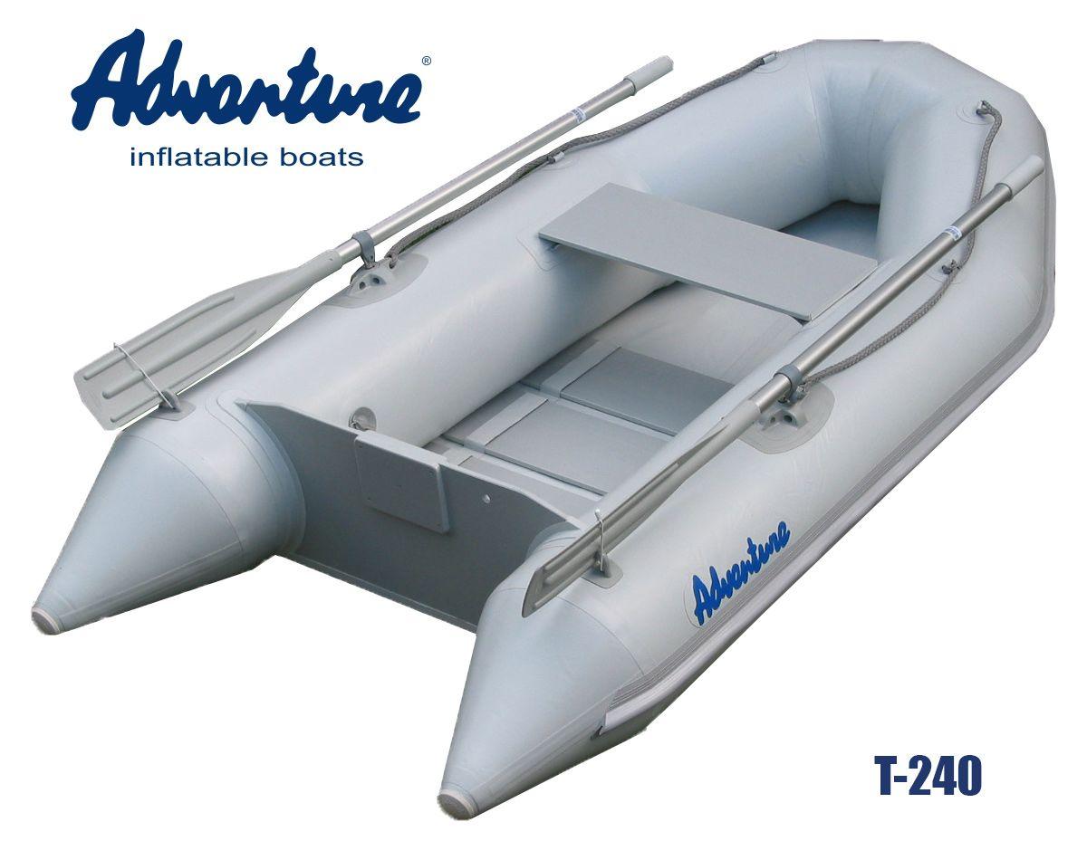 Надувная лодка Adventure Travel T-240 - фото 1