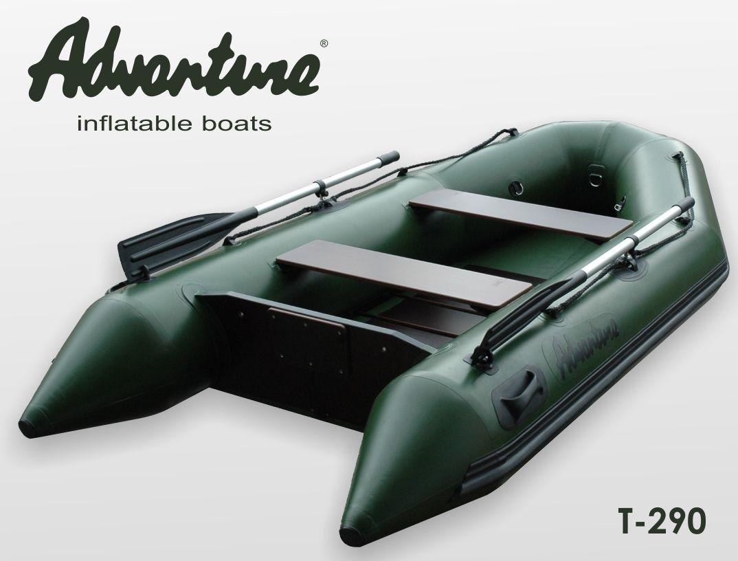 Надувная лодка Adventure Travel T-290