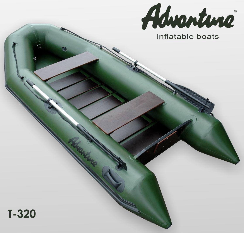 Надувная лодка Adventure Travel T-320