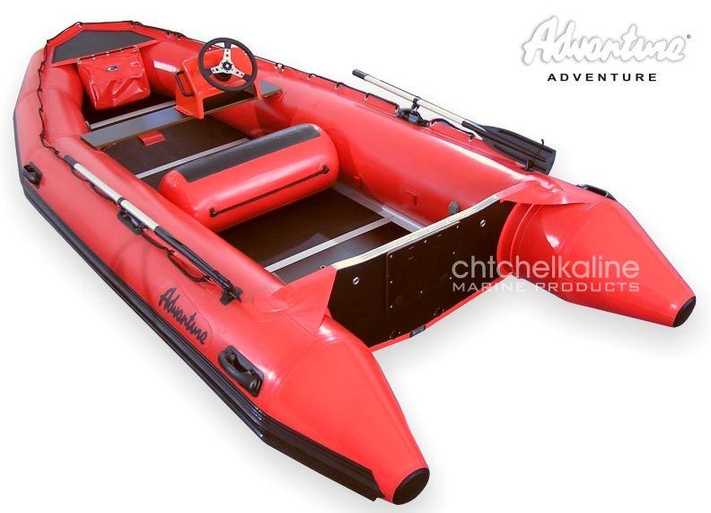 Надувная лодка Adventure Master II M-440