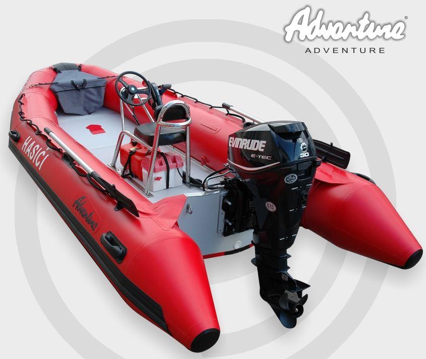 Надувная лодка Adventure Master II M-470