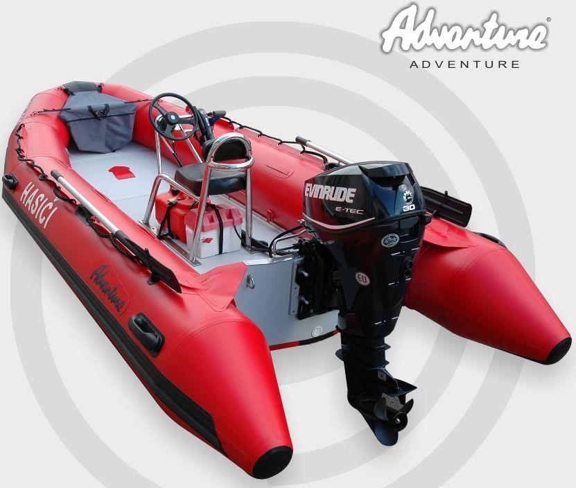 Надувная лодка Adventure Master II M-470 - фото 1