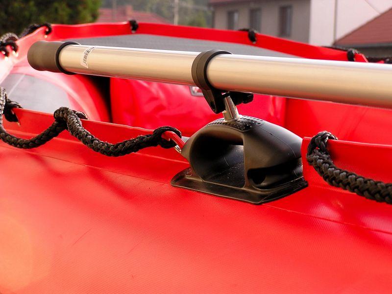 Надувная лодка Adventure Master II M-440 - фото 10