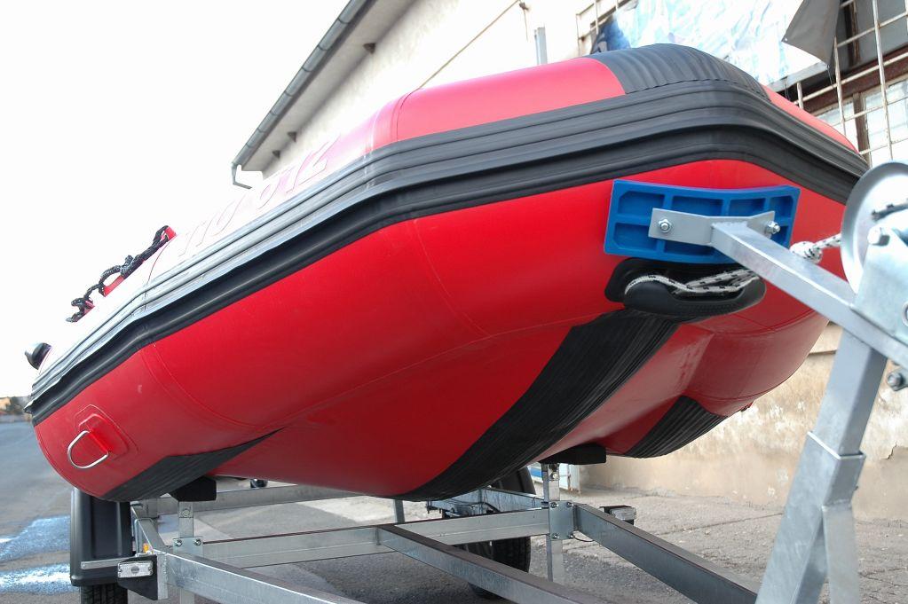 Надувная лодка Adventure Master II M-440 - фото 3