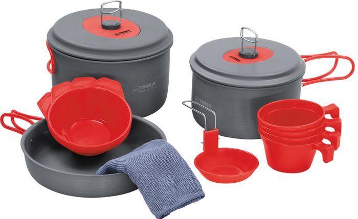 Набор посуды Terra Incognita Quatro