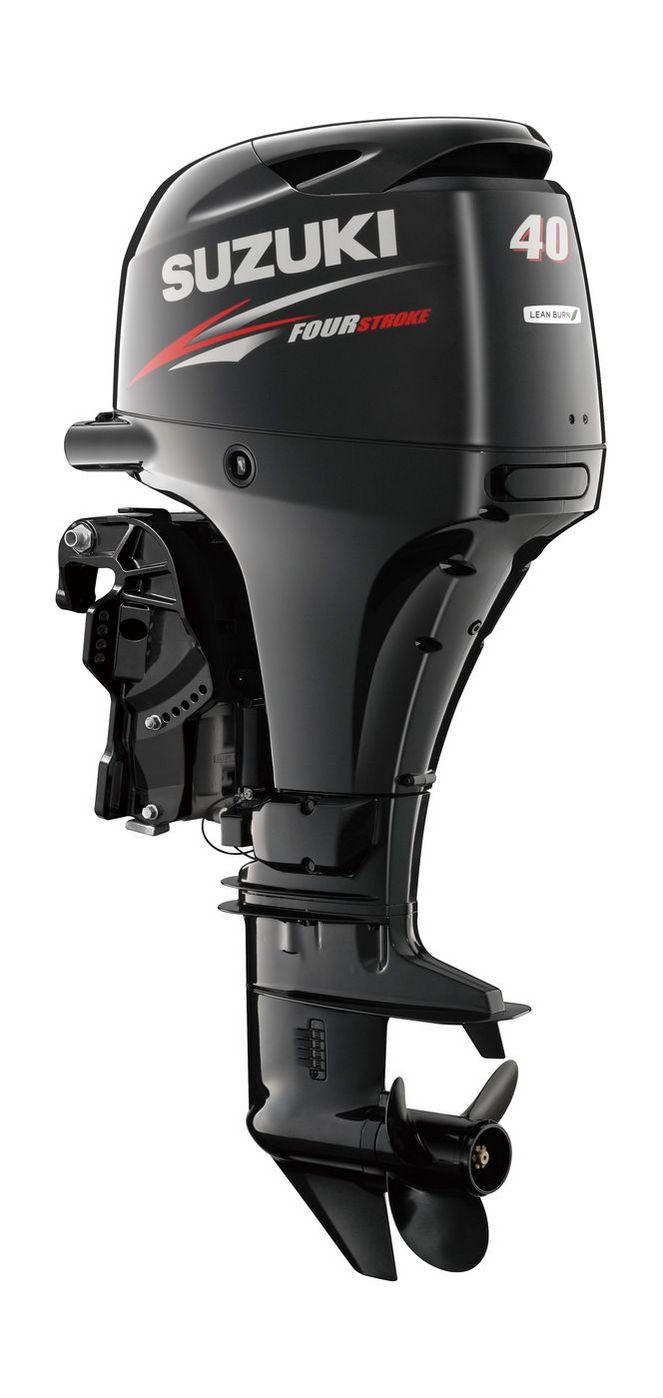 Лодочный мотор Suzuki DF40ATL - фото 1