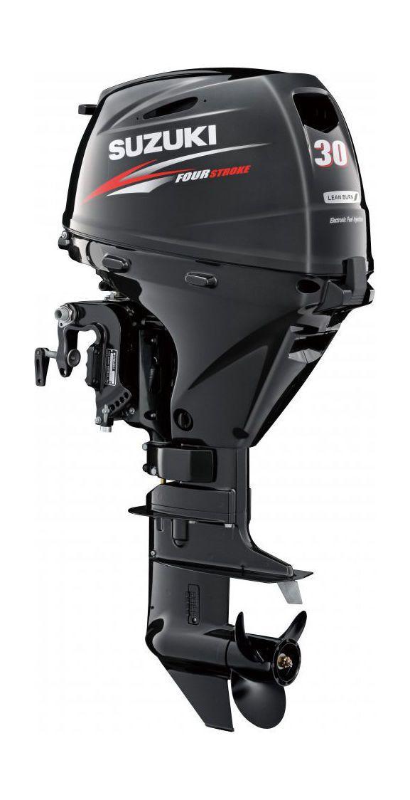 Лодочный мотор Suzuki DF30ATL - фото 1