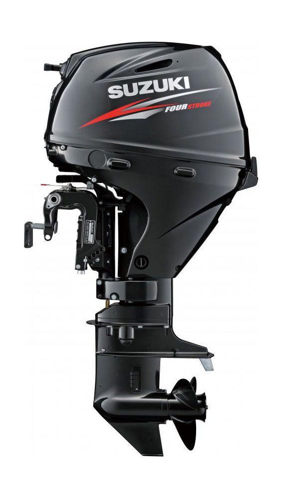 Лодочный мотор Suzuki DF30ATL - фото 2