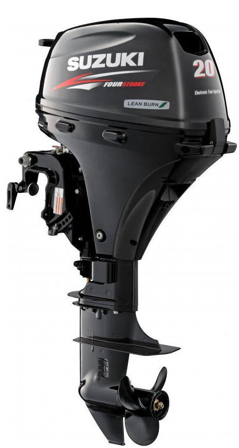 Лодочный мотор Suzuki DF20ARS EFI - фото 1