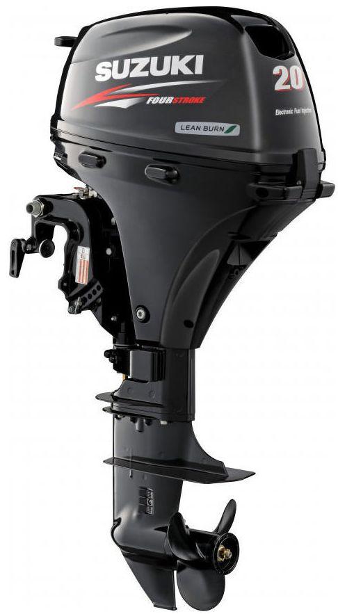Лодочный мотор Suzuki DF20ATS EFI