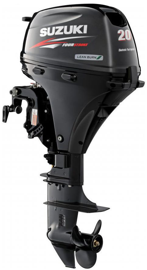 Лодочный мотор Suzuki DF20ATL EFI