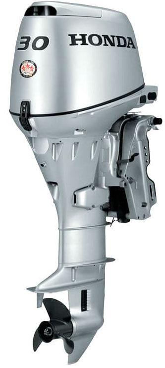 Лодочный мотор Honda BF30SRTU - фото 1