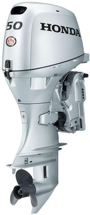 Лодочный мотор Honda BF50LRTU - фото 1