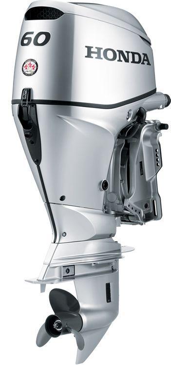 Лодочный мотор Honda BF60A LRTU - фото 1