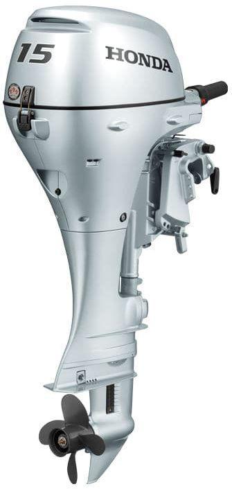 Лодочный мотор Honda BF15SHU - фото 1