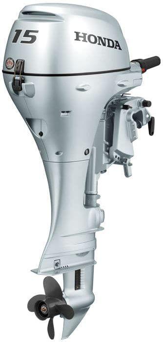 Лодочный мотор Honda BF15SHSU - фото 1