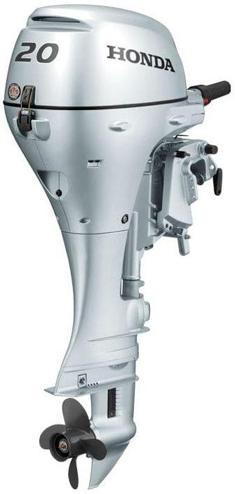 Лодочный мотор Honda BF20SHU
