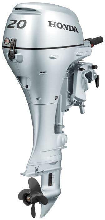 Лодочный мотор Honda BF20SHU - фото 1