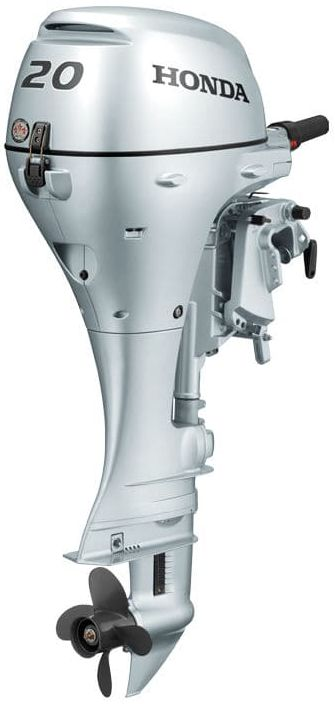 Лодочный мотор Honda BF20SHSU - фото 1
