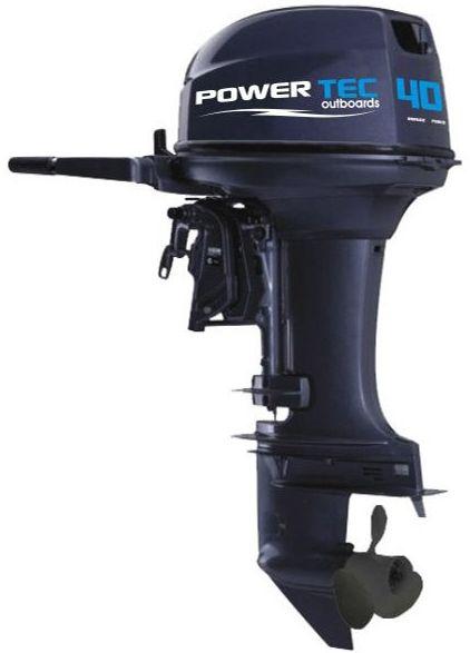 Лодочный мотор Powertec 40 AMHS