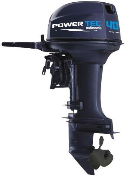 Лодочный мотор Powertec 40 AMHS - фото 1