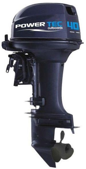 Лодочный мотор Powertec 40 AWRS - фото 1