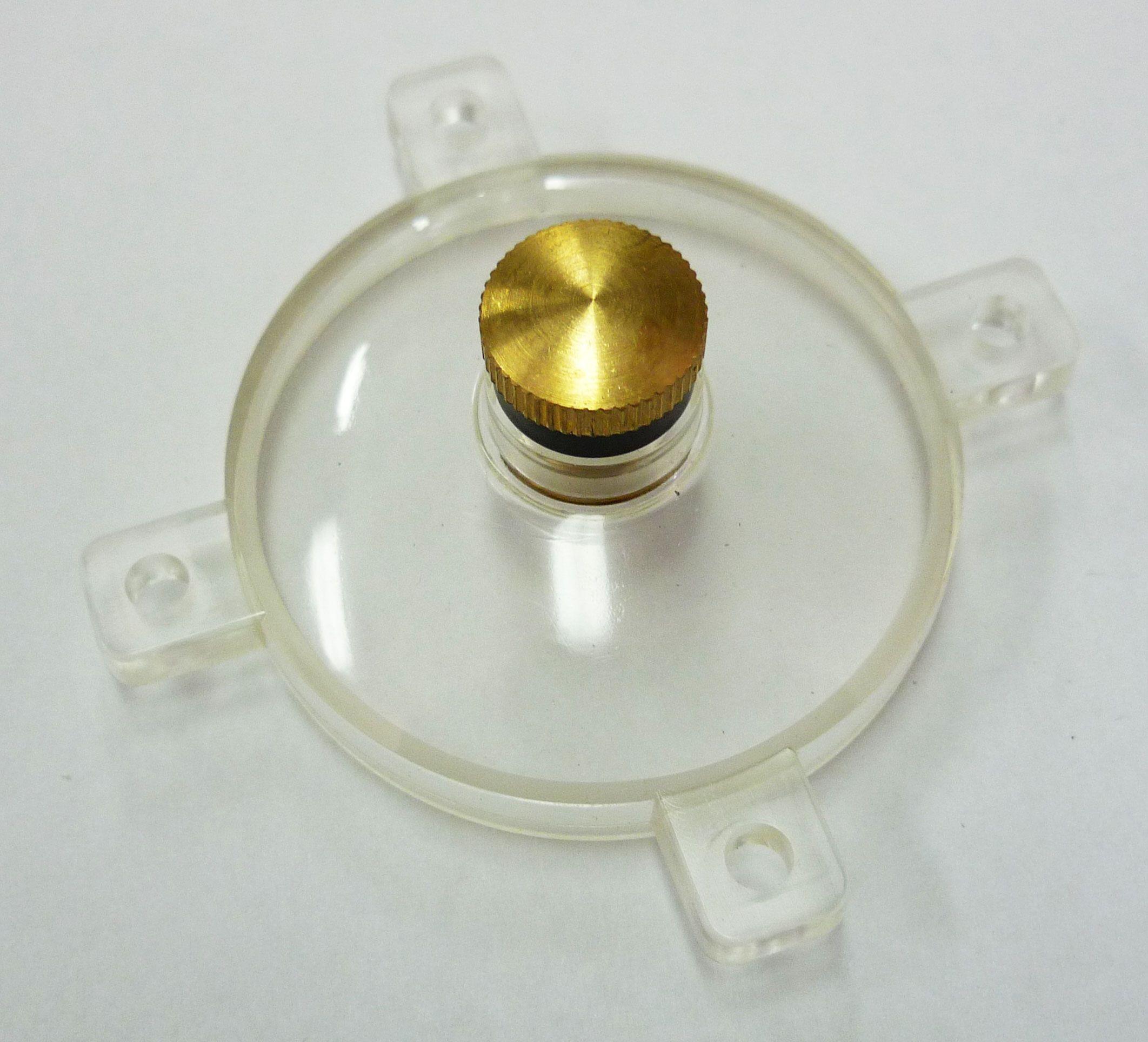 Стекло ICE для датчика уровня топлива. - фото 1