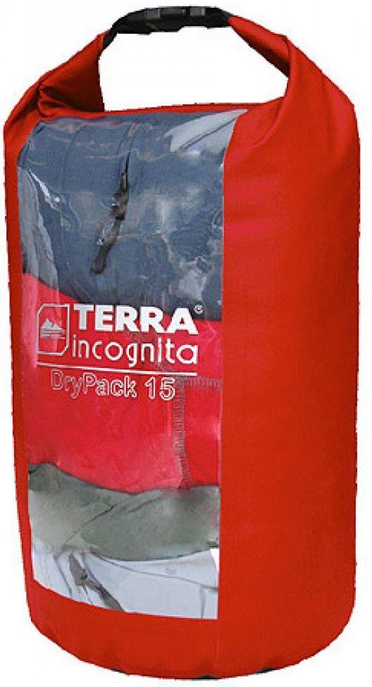 Гермомешок Terra Incognita DryPack - фото 1