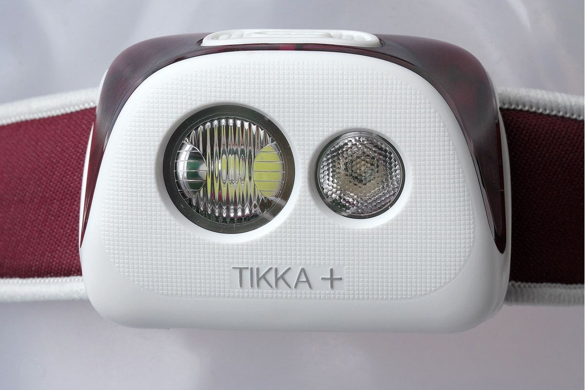 Налобный фонарь Petzl TIKKA + - фото 6