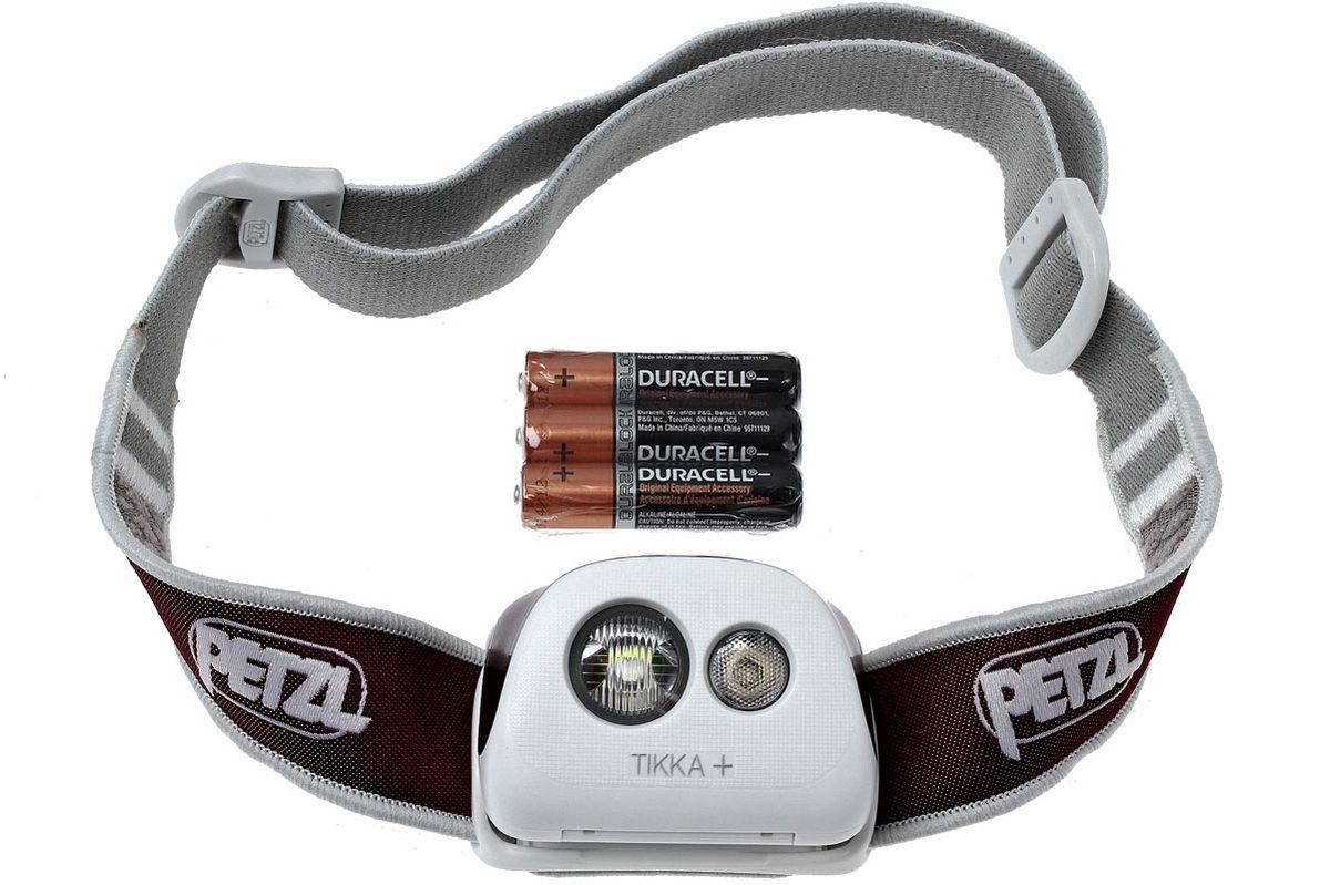 Налобный фонарь Petzl TIKKA + - фото 8