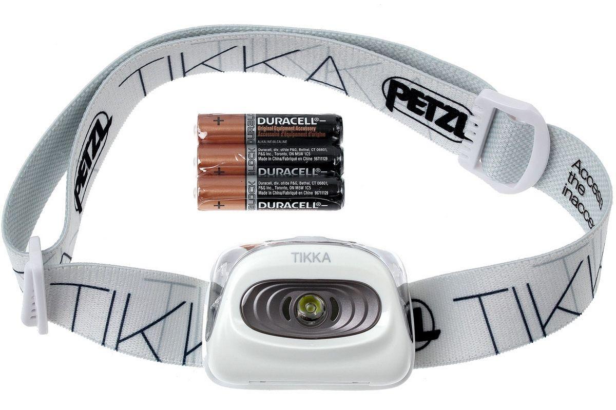 Налобный фонарь Petzl TIKKA - фото 11