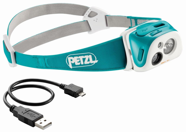 Налобный фонарь Petzl TIKKA R+