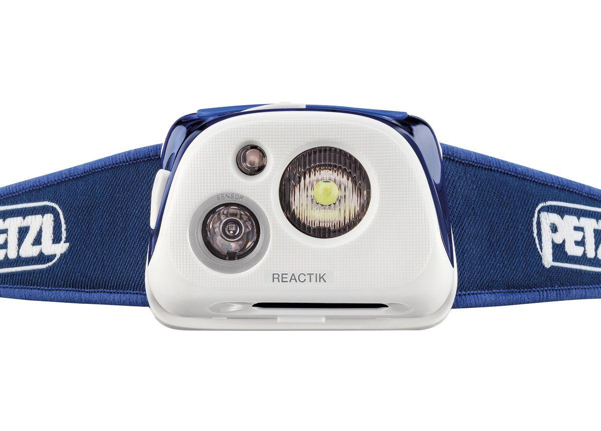 Налобный фонарь Petzl REACTIK - фото 3